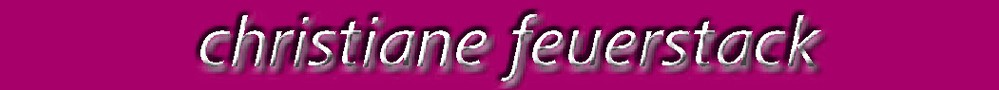 Homepage Christiane Feuerstack